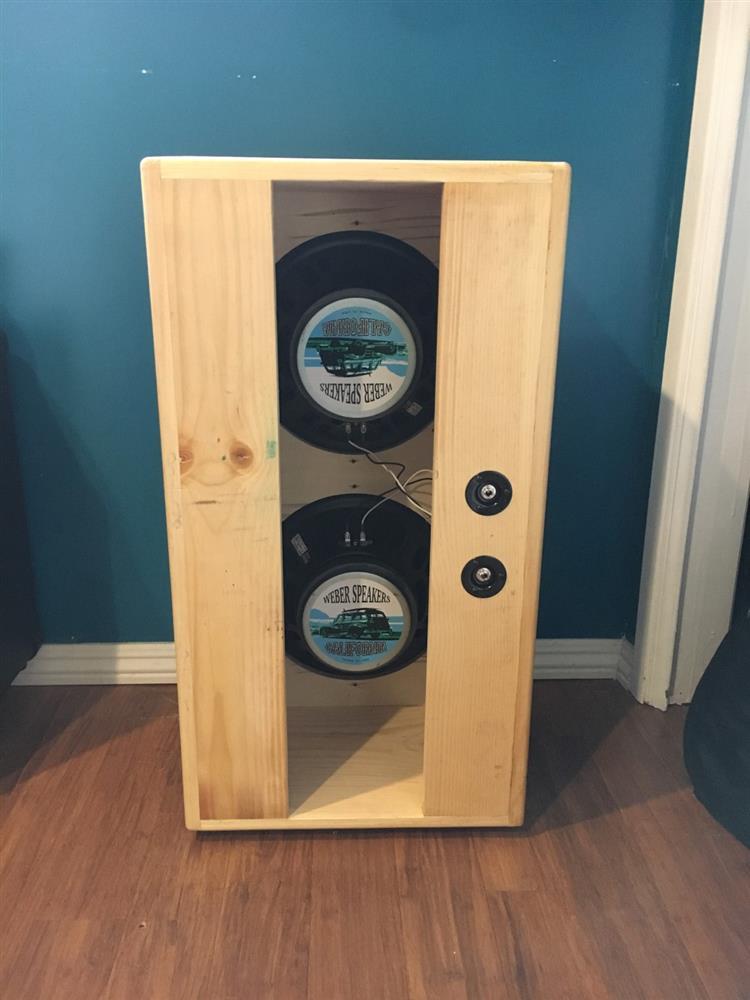 DIY: Build a 2x12 Speaker Cabinet for under $450  PHRED