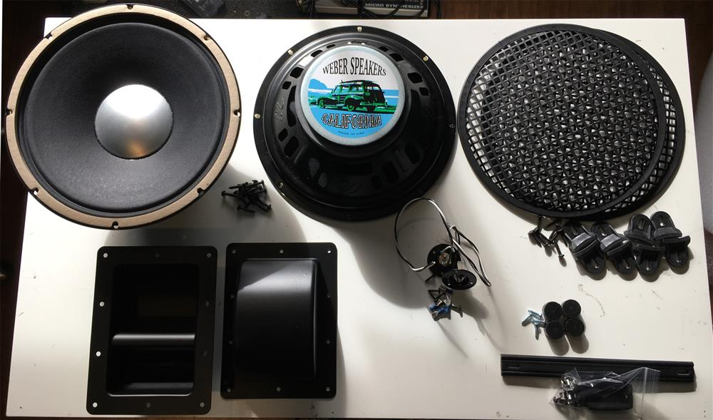 Speaker and Hardware