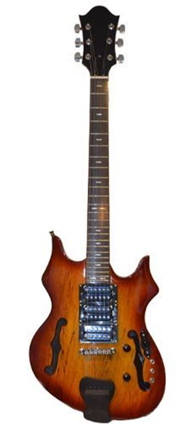 Phusion Brown Burst