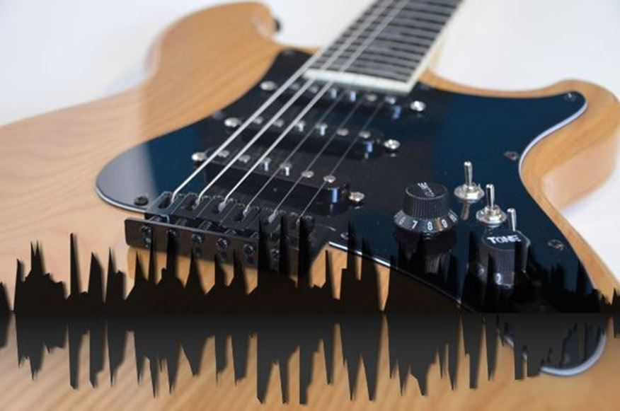 Deconstructing the Solid Body Sound of the Electric Guitar