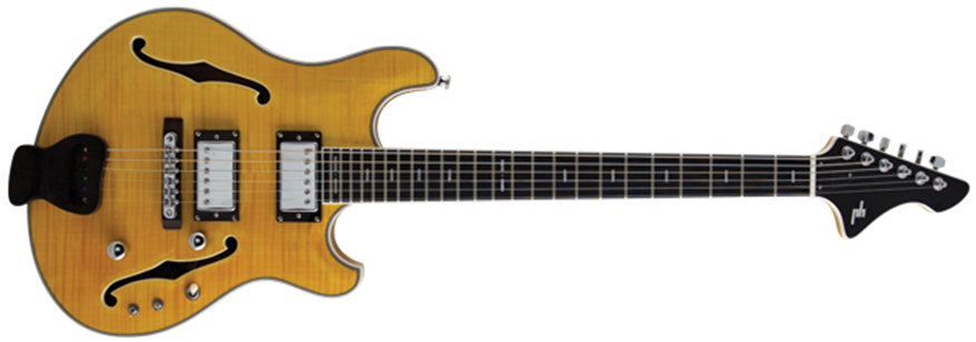 Premier Guitar Review of the DockStar Flame Maple