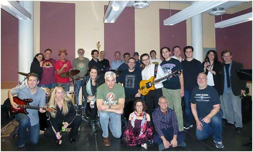 PHRED instruments Announces Sponsorship of Wall Street Dead aHead Networking Events® Jam Sessions