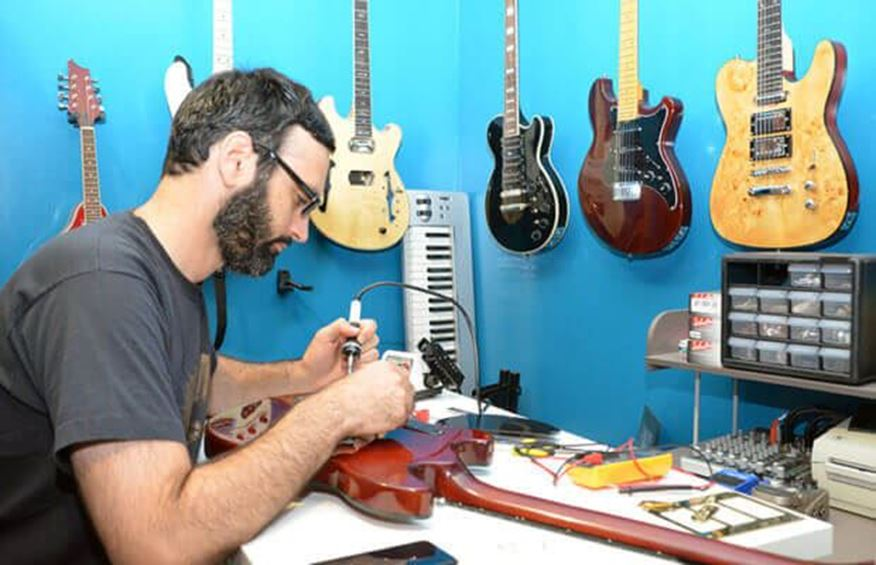 MEET YOUR MAKER: Freddy Rose of PHRED Instruments