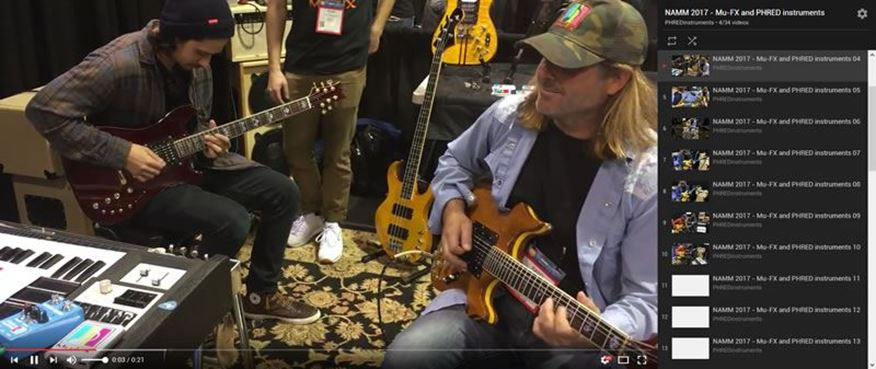 Winter NAMM 2017 Recap