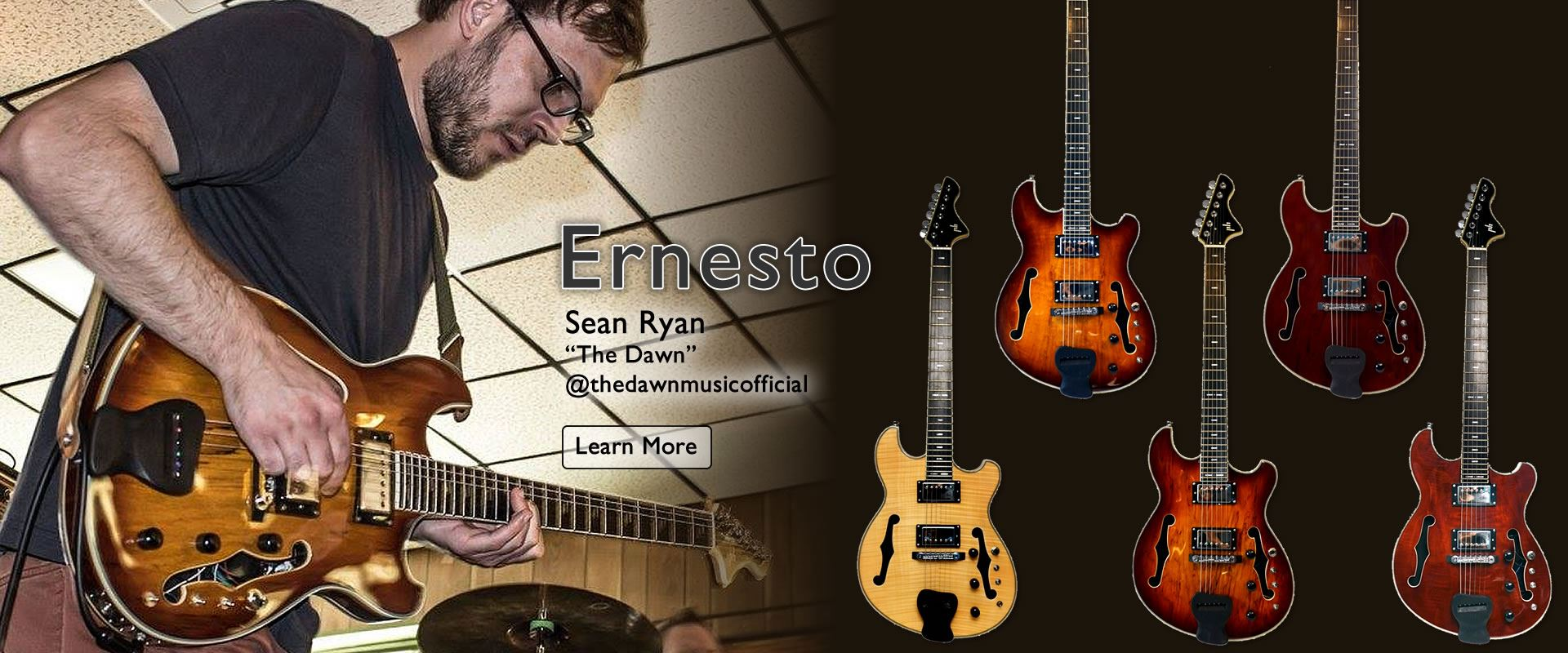 Ernesto  - Play All Your Phavorites in Style.