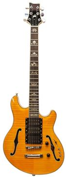 DockStar 3 Flame Maple Marmalade