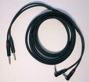 Dual TRS/TS OBEL Cable
