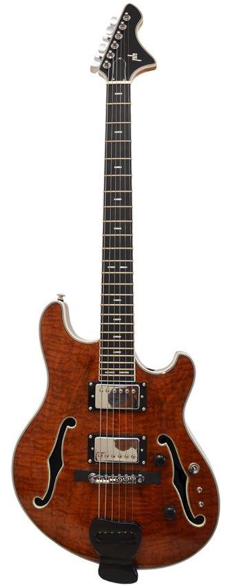 DockStar Koa Guitar